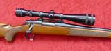 Remington Model 700 22-250 w/Redfield Scope