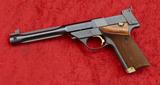 High Standard Super-Matic Trophy Target Pistol