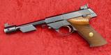 Hi Standard Super-Matic Citation 22 Target Pistol