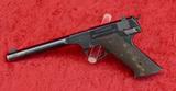 Hi Standard Model H-D Military 22 Pistol