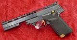 High Standard Victor 22 Target Pistol