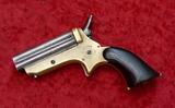 C Sharps 4 Bbl Derringer