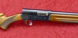 Belgium Browning Sweet 16 Shotgun