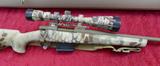 HOWA 1500 308 cal Rifle w/Kryptex Stock & Scope