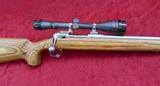 Savage Model 12 223 cal Target Rifle