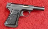 Savage Model 1917 32 cal. Pistol
