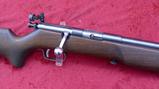 Mossberg Model 46 22 cal. Target Rifle