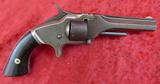 Smith & Wesson No 1 22 cal. Pistol