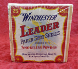 2 Piece Box Winchester Leader 12 ga Shells