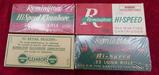 4 Bricks of Remington 22 LR Ammunition