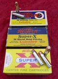 Western 38 & 357 Mag Ammo (Metal Piercing)