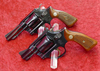 Pair of Smith & Wesson Model 22 & 32 cal Revolvers