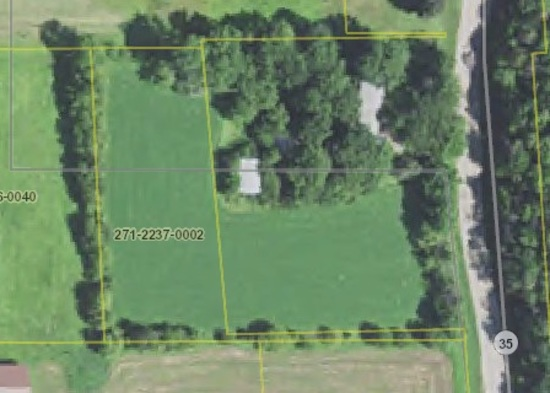 6.51 acre Investment Property!