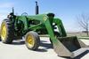 John Deere 2520 Gas Tractor w/ Loader