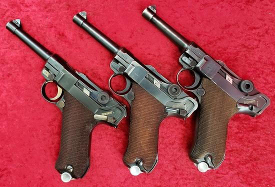 Kramer's Late Summer Gun & Military Auction