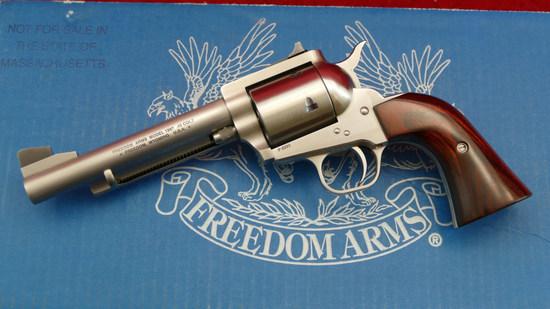 Freedom Arms Premier Grade 45 Colt Revolver