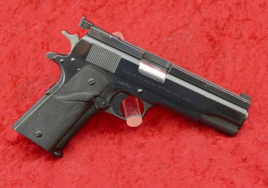 Colt 1911 Super 38 in Target Configuration