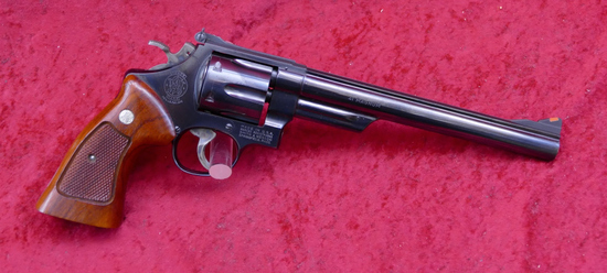 Smith & Wesson Model 57 41 Magnum Revolver