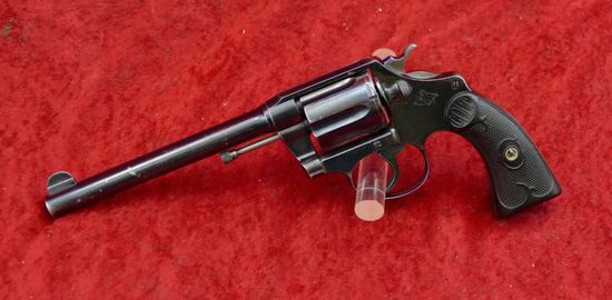 1907 Production Colt Police Positive 38 Revolver