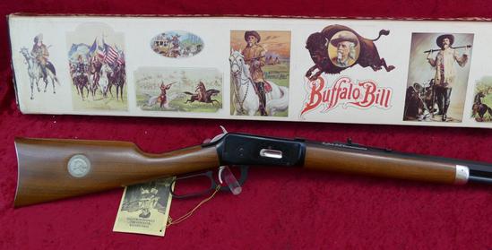 Winchester Buffalo Bill Commemorative Rifle