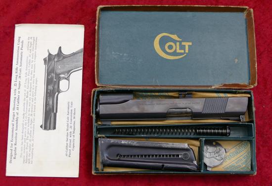 Colt 22 cal Conversion Unit w/Original Box