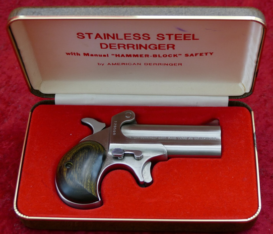 NIB American Derringer Model 1