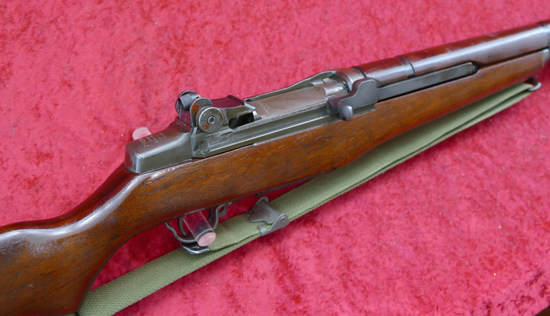 Early Production National Match Style M1 Garand