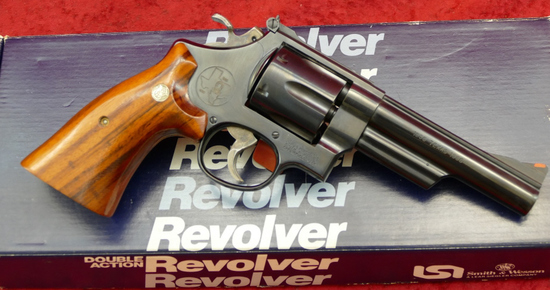 S&W Model 544 44-40 Texas Comm. Revolver