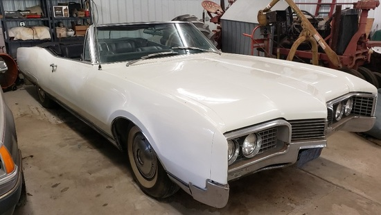 1967 Olds Ninety Eight Convertible