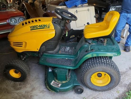 Yardman 22 HP Riding Lawn Tractor