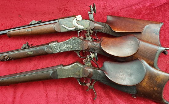 Kramer's 2019 Fall Gun Auction