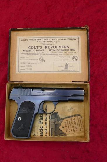 Colt 1903 32 Pocket Pistol w/Original Box