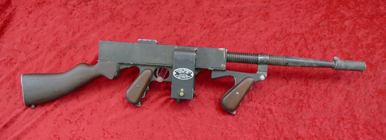 Feltman Pneumatic Coney Island Machine Gun