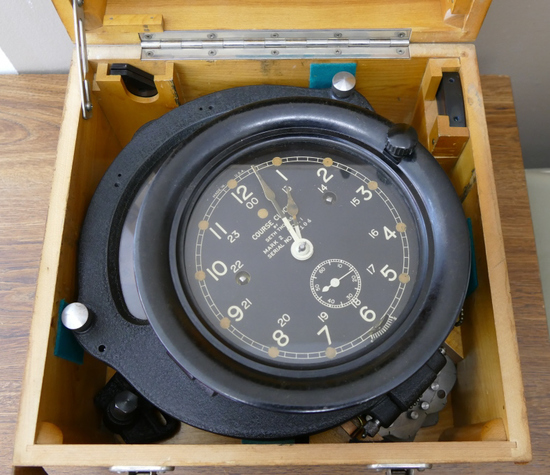 Mark II Seth Thomas Course Clock