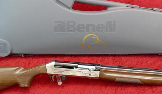 Benelli DU Legacy 12 ga. Shotgun