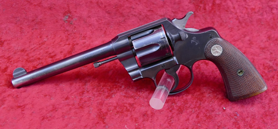 Colt Army Special 38 cal Revolver
