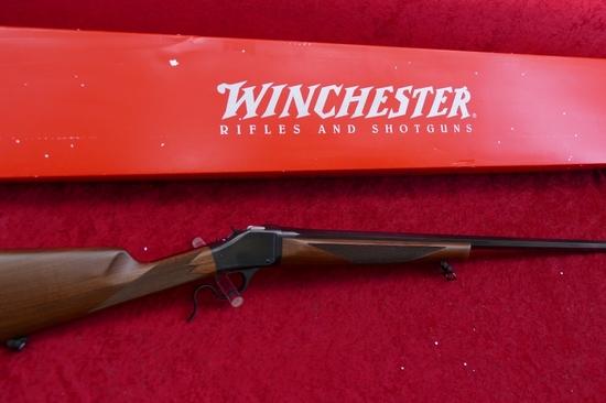 NIB Winchester 1885 325 WSM High Wall Hunter