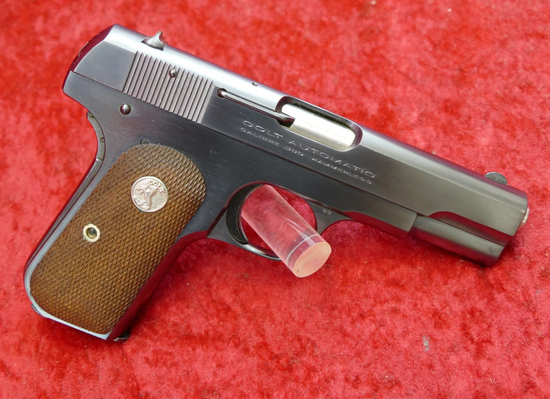 Fine Colt 380 cal Model 1908 Pocket Pistol