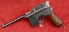 Commercial Mauser 1896 Broom Handle Pistol