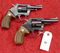 Pair of Charter Arms Dbl Action Revolvers