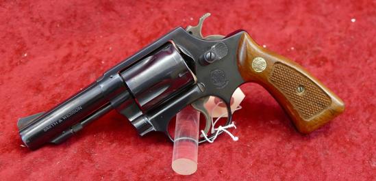 Smith & Wesson Model 36-1 38 Spec Revolver