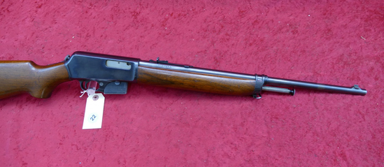 Winchester Police Model 1907 SLR 351 cal Rifle