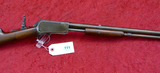 Winchester Model 1906 22 Rifle w/Special Sights