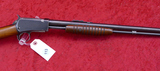 Pre War Winchester model 62 22 cal Pump