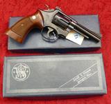 Smith & Wesson 18-3 22 cal Revolver