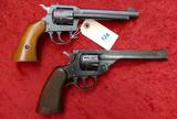 Pair of Modern H&R 22 cal Revolvers