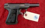 Savage Model 1917 32 cal Pistol