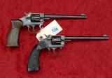Pair of H&R 22 cal. Revolvers