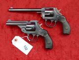 Pair of H&R 38 cal Revolvers