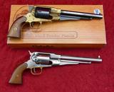 Pair of Remington Style Black Powder Revolvers